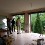 Rénovation d'une maison dans la Vallée de Masevaux
