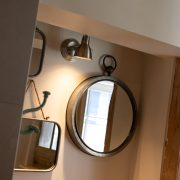 Petite salle de bain, gite de charme Colmar