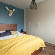 Rénovation appartement Soultz, chambre