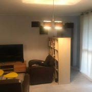Rénovation appartement Soultz, chantier