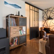 Rénovation appartement Soultz, séjour
